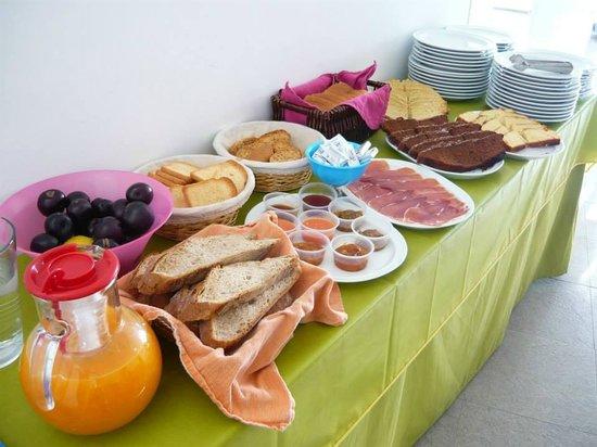 Hotel Varadoiro: Desayuno buffet