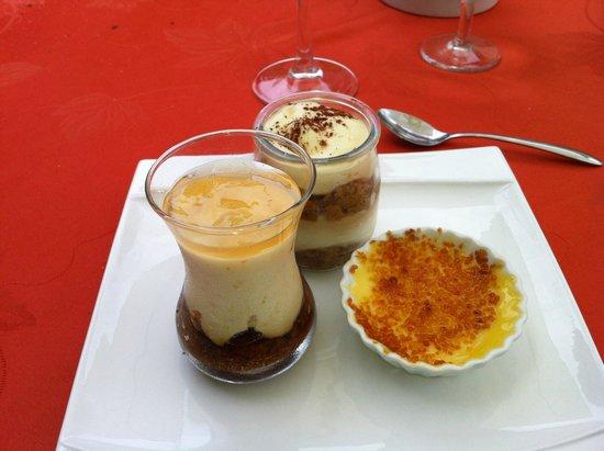 Restaurant Le Thou : mm dessert