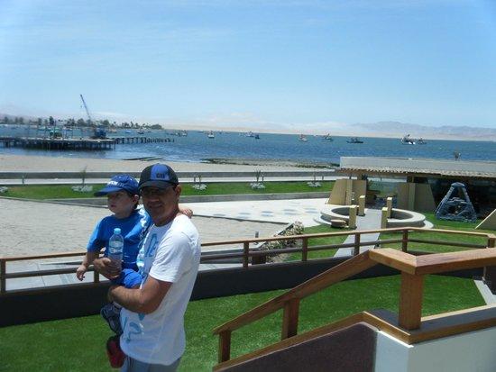 Aranwa Paracas Resort & Spa: vista del comedor