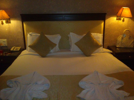 10 Calangute: The cosy bed