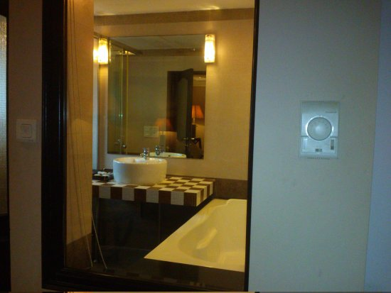 10 Calangute: Bathroom from our room