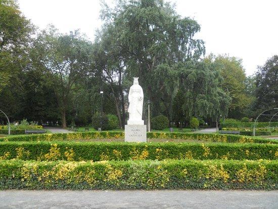 Isabel la Catolica Paark