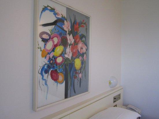 Starhotels Cristallo Palace : pokój