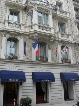 Hotel Le Grimaldi by HappyCulture : Grimaldi