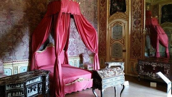 Una camera da letto da sogno. - Picture of Palazzina di Caccia di ...