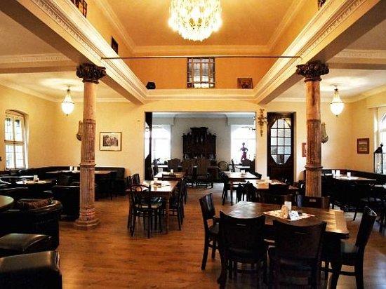 Schlossgartenrestaurant Blaues Loch: Johann-Welde-Saal
