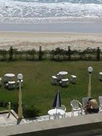 Residencial Lexus Beira-mar: hotel pé na areia
