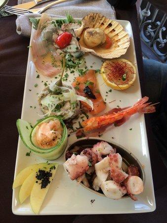 Ristorante Cafe Classique: Delicia