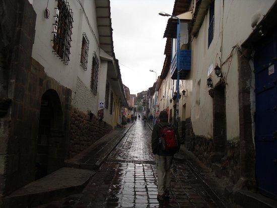 Cusco Explorers: calles de cusco