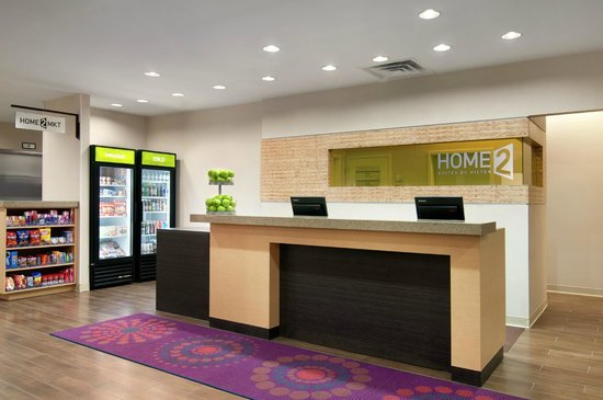 Home2 Suites by Hilton Dover: Lobby