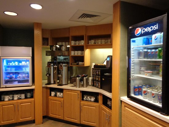 Babson Executive Conference Center: Coffe Station