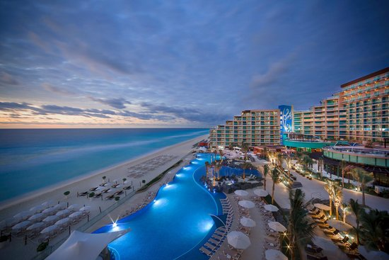 Hard Rock Hotel Cancun: Let's rock HRH Cancun!