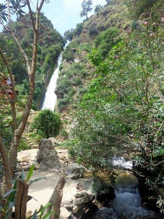 Cascades de Kefrida: Chutes de Kefrida