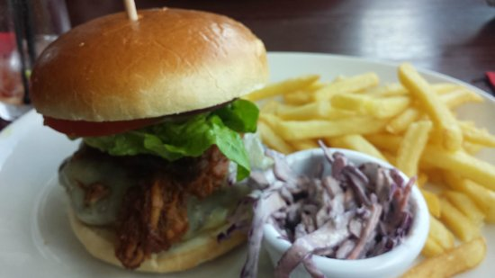 Garfunkel's: Burger