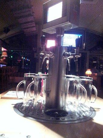 The Pub: Spillare la birra