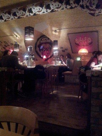 The Pub: Interno