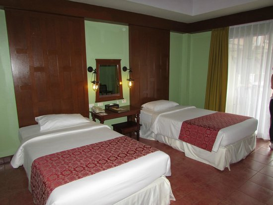 Diamond Cottage Resort & Spa : Комната