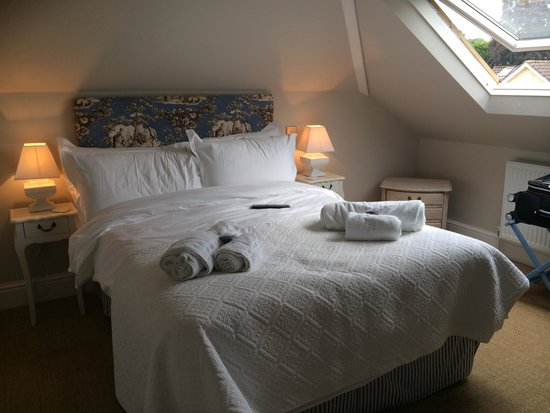 Grays Boutique B&B : Cosy bedroom