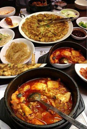 Nak Won Korean Restaurant Richmond Hill On