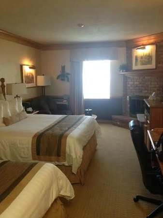 Best Western Fireside Inn : Room