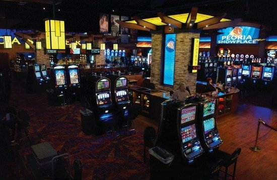 Miami, OK: Interior Buffalo Run Casino