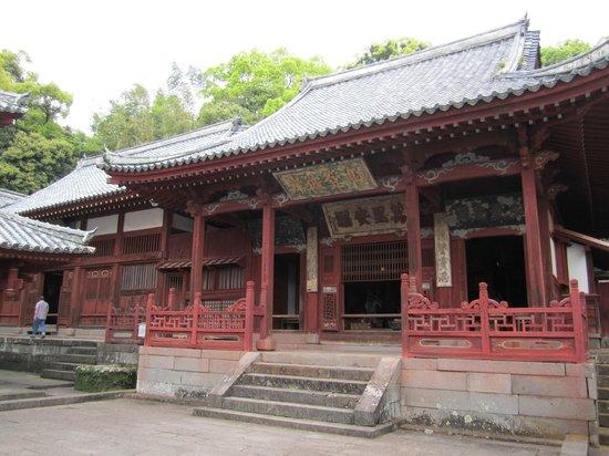 Sofukuji Temple: Buildings