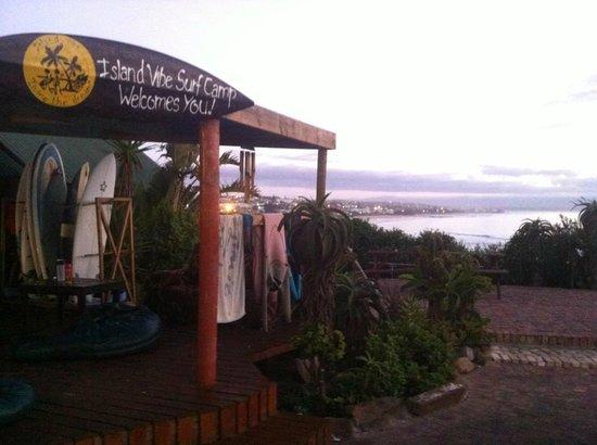 Island Vibe Jeffrey's Bay : ecole de surf