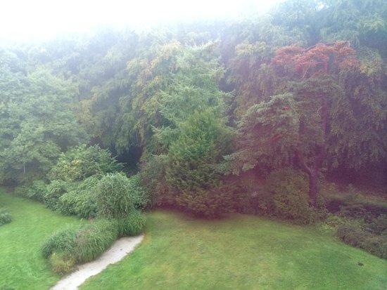 Radisson Blu Balmoral Hotel, Spa: View from my room