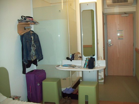 Hotel Ibis Budget Brugge Centrum Station : Room