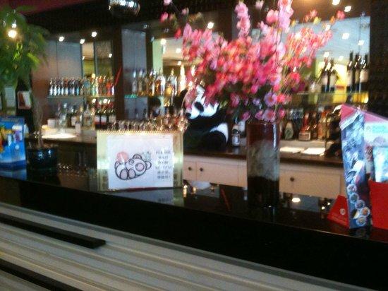 Panda Garden Buffet Restaurant: Panda Bar