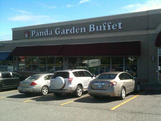 Panda Garden Buffet Restaurant: Panda Garden
