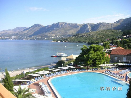 Remisens Hotel Albatros: View from room