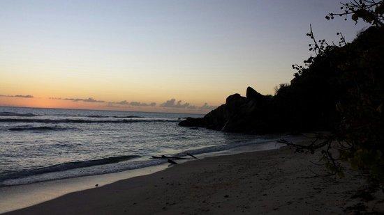 Villas du Voyageur: I tramonti alla villa...