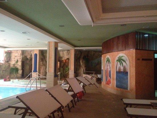 Arcadia Restaurant Park: Spa, bagno turco