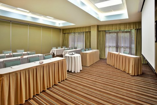 Hampton Inn Manassas: Meeting Room Classroom Setting