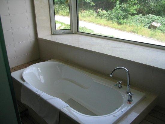 Fengshan Hotspring: Ванная