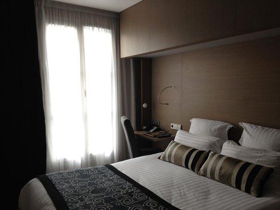 Hotel Pas de Calais: Classic room