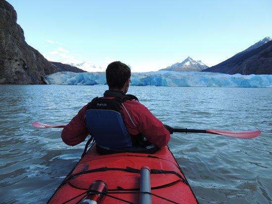 Bigfoot Adventure Patagonia: Passeio de caiaque Big foot