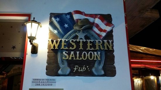Western Saloon Pub