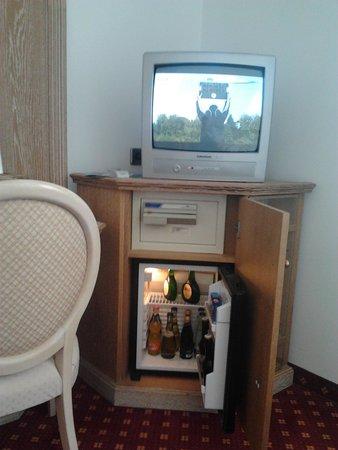 Hotel Stern : Минибар