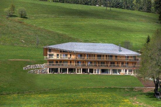 Todtnau, Tyskland: derWaldfrieden naturparkhotel