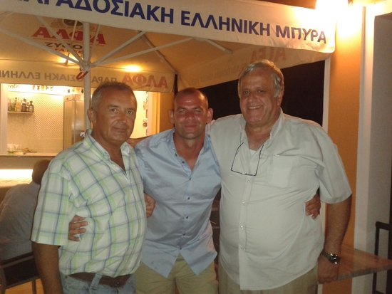 Nontas Hotel - Apartments: great holiday. great people