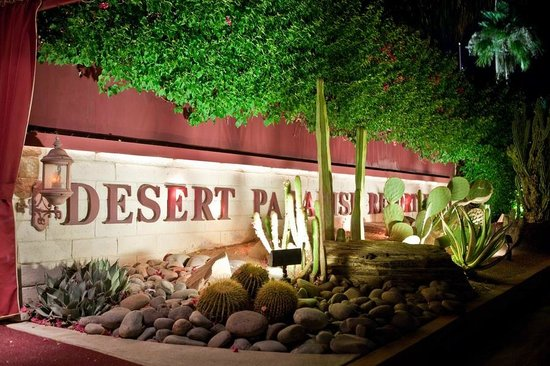 Desert Paradise Gay Men's Resort: Welcome to Paradise