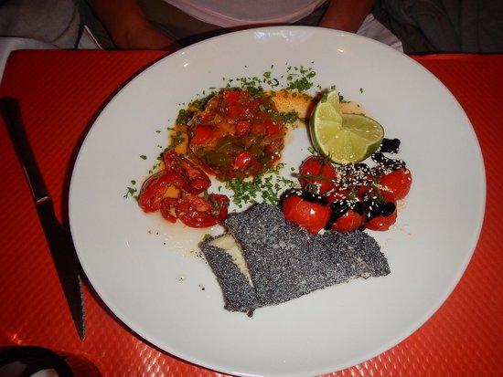 La Mere Michele: meal1
