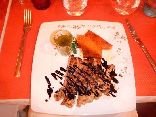 La Mere Michele: meal 3