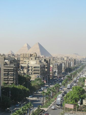 Aracan Pyramids Hotel: PIRAMIDES
