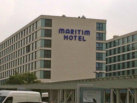 Maritim Hotel Duesseldorf: Maritim Hotel