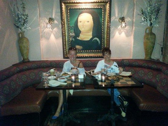 Iguana New York : Last dinner in Iguana .