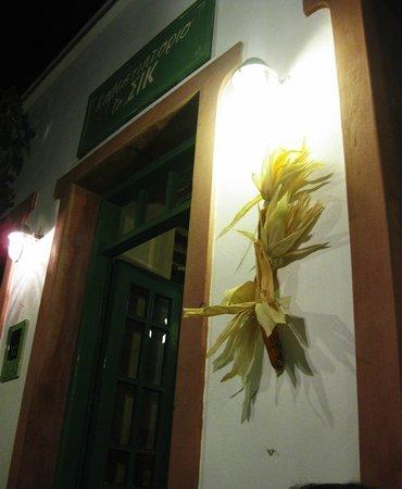 Restaurant Chic : είσοδος