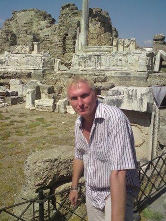 Medina of Sousse : Древнеримские развалины